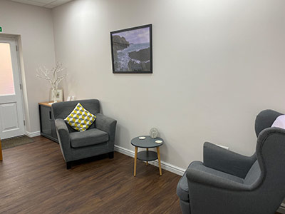 My Counselling room in Havant